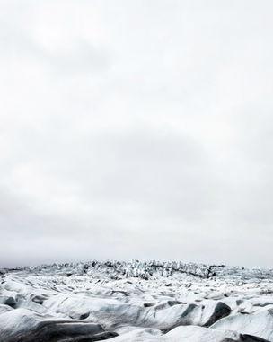 Caleb Cain Marcus - Portrait of Ice