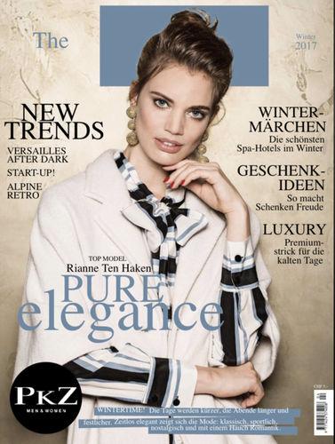 Rianne Ten Haken for The Look Magazine shot by Marcel Gonzalez Ortiz