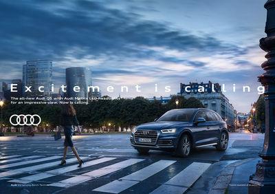 Emir Haveric : Audi Q5 Campaign