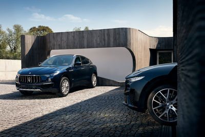 CHIMNEY GROUP / Maserati Levante & Ghibli