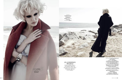 One Hundred Berlin for Marie Claire Russia