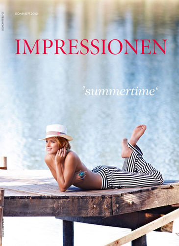 NINA KLEIN : Ina CIERNIAK for IMPRESSIONEN