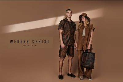 PETRA WIEBE for Werner Christ