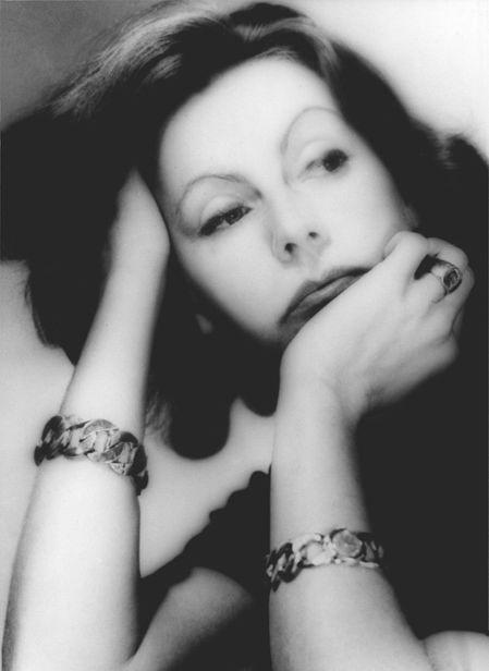 Greta Garbo, 1955, copyright George Hoyningen-Huene Estate Archives
