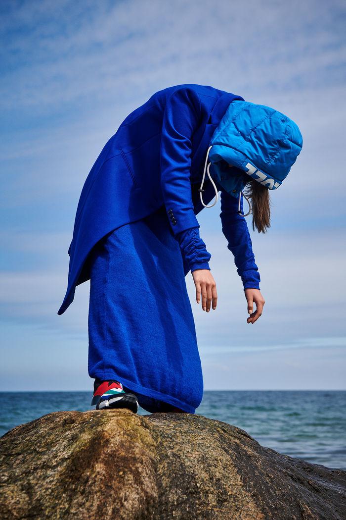 WILDFOX RUNNING: Steffen Hofemann for Kaltblut Magazine 'BValtic Tales' with Melike König c/o Modelmanagement