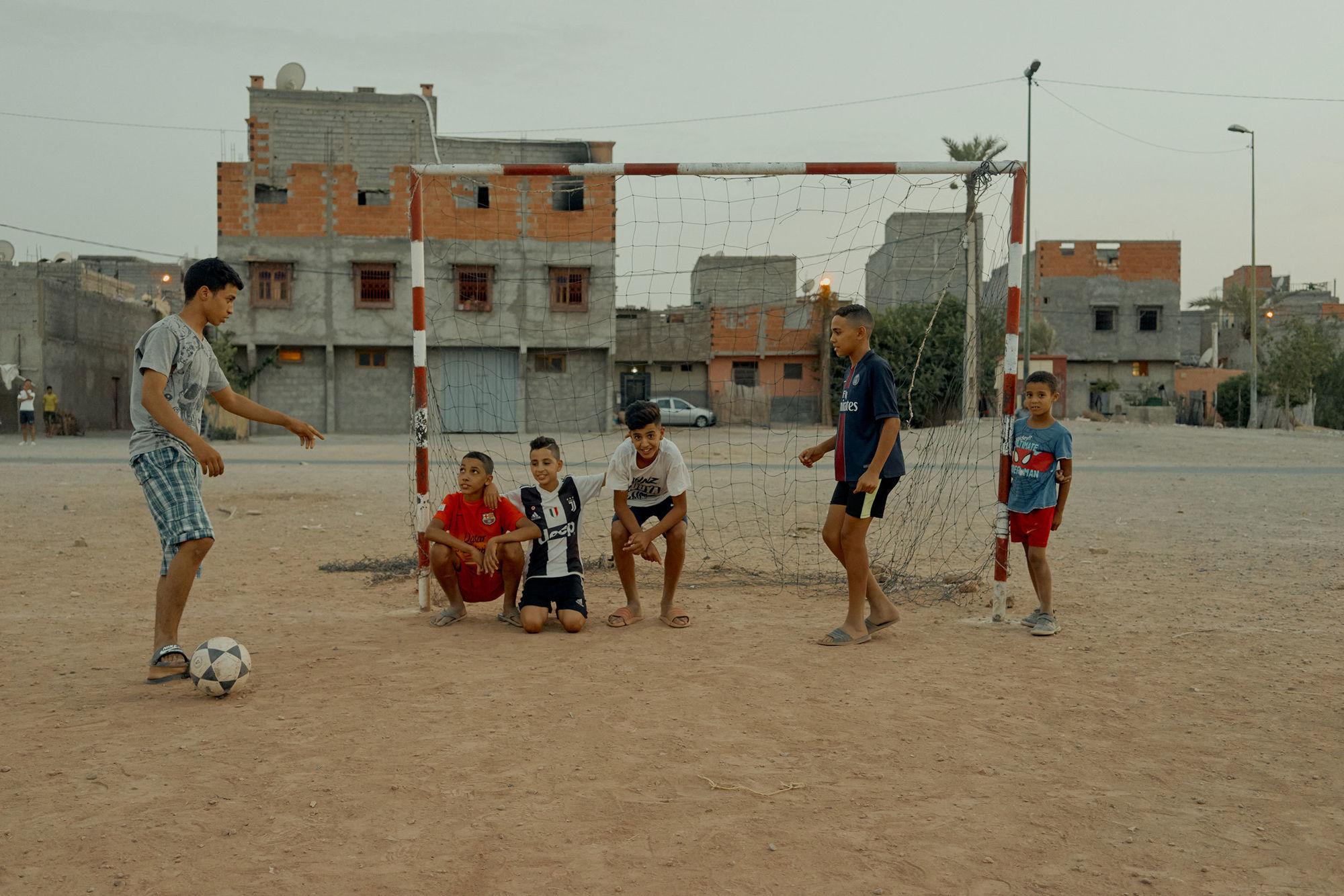 RUBEN RIERMEIER, Marocco, personal work