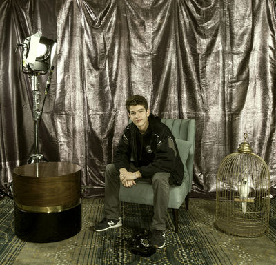 UPDATE17 BERLIN - Vintage Shoot by Daniel Lathwesen, Part Two