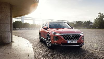 WE! SHOOT IT for Hyundai Motors Europe, Santa Fe, shot on canary islands, CGI by Npixo