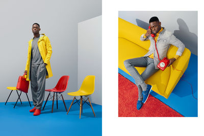 RECOM : Mens Health Best Fashion Editorial