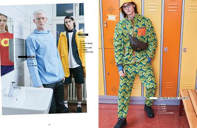 AGENTUR ROUGE School is out - Spectr Magazin