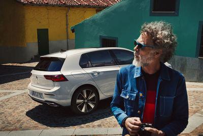 RECOM CGI : VW Golf GTE - Kampagne