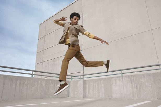 Micaiah Carter c/o GIANT ARTISTS for GAP 2020