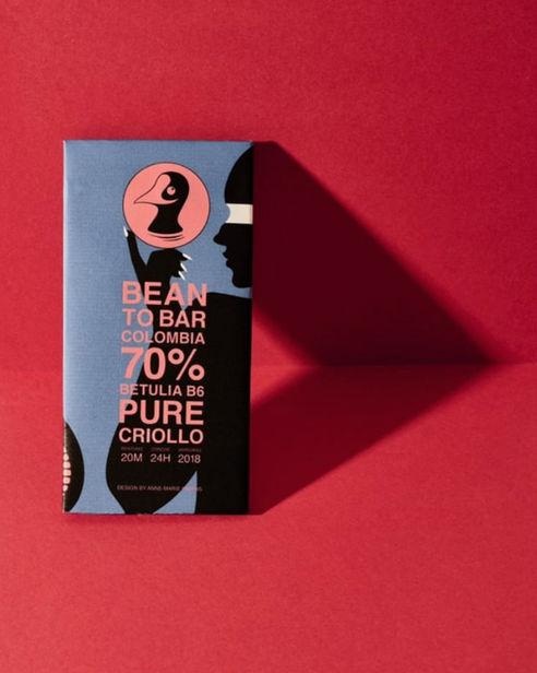 ANNE-MARIE PAPPAS // TAUCHERLI CHOCOLATE PACKAGING