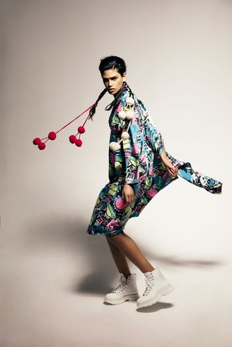 UWE KOERNER : Model ARIA for LATEST Magazine