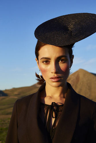 HILLE PHOTOGRAPHERS: NICOLE NEUMANN for Burda Style Magazine