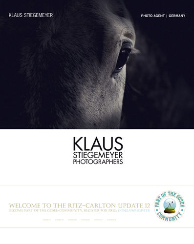 UPDATE 12 : Klaus Stiegemeyer Photographers