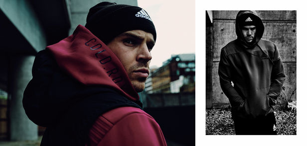 """ROCKENFELLER & GöBELS: CURRENT ADIDAS """"COLD.RDY"""" COLLECTION BY WOLFGANG ZAC"""