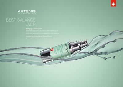UPFRONT: Christian Lohfink for Artemis