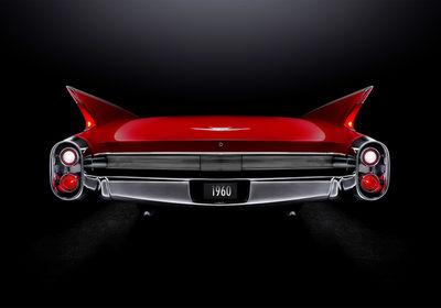 1960 Cadillac Series 62 Cabriolet