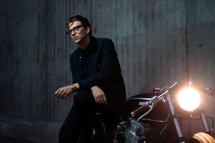 HAUSER FOTOGRAFEN: Yannick Wolff for PAAL Motorcycles with FREDRIK PERSSON