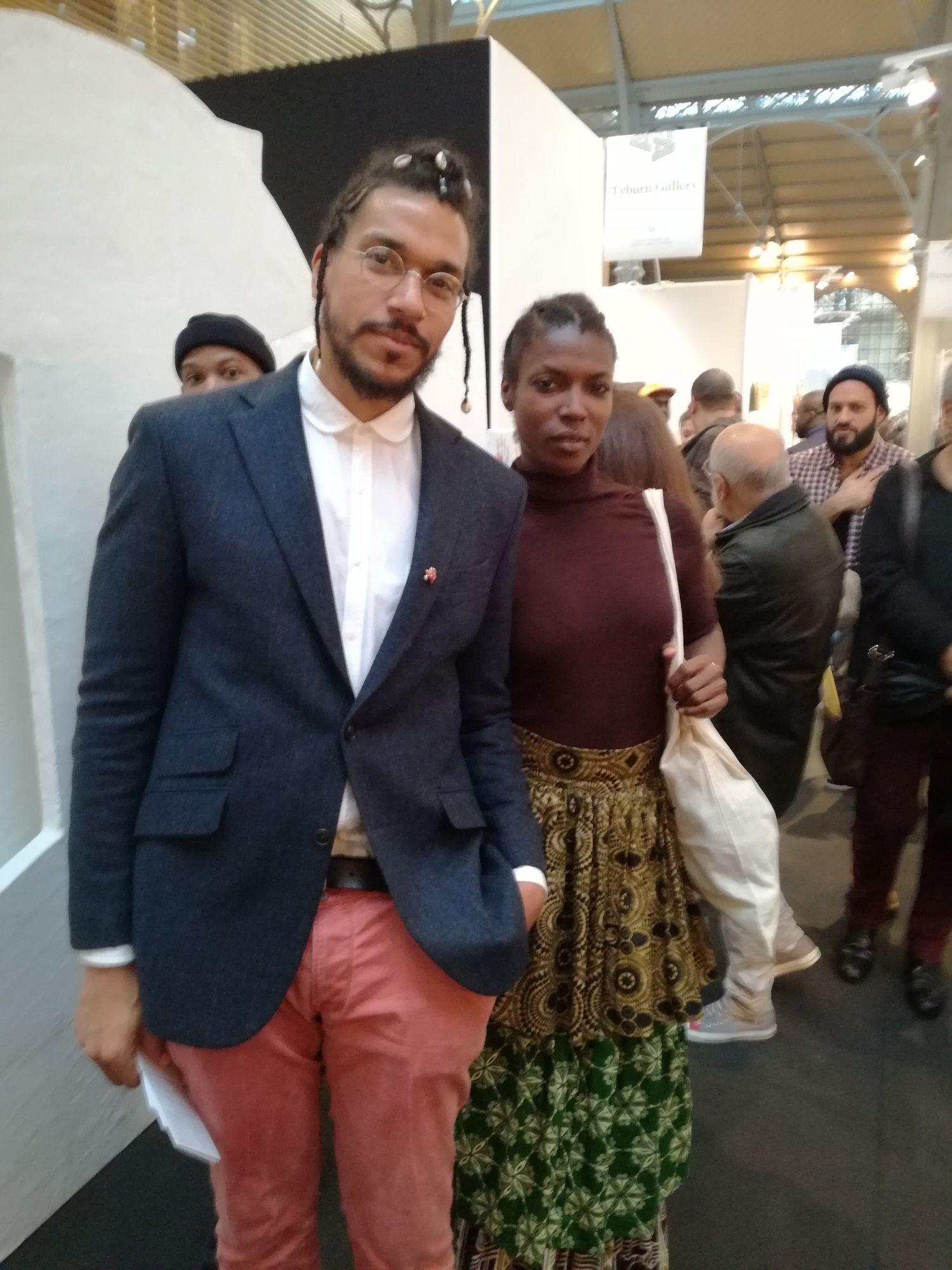 AKAA - Art & Design fair, Paris 10 - 12 November 2017,  Alexis Peskine