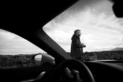 TRANSPORTATION   MICHAEL NEHRMANN - END OF THE WORLD   CLIENT - PORSCHE   REPRESENTED BY BANRAP GMBH