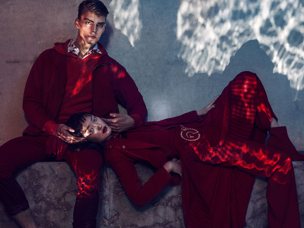 PRODUCTION BERLIN : GALERIES LAFAYETTE SPRING / SUMMER 2018
