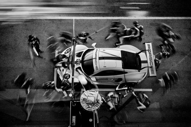 ROCKENFELLER & GöBELS: NEW PORSCHE 911 RSR BY MICHAEL HAEGELE
