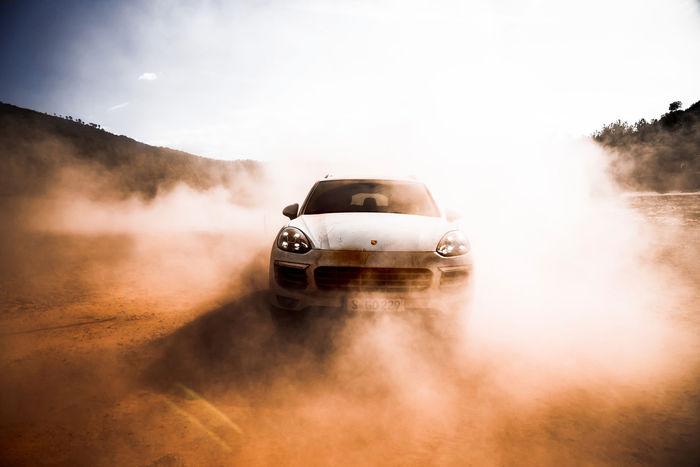 Porsche Cayenne / Ramp