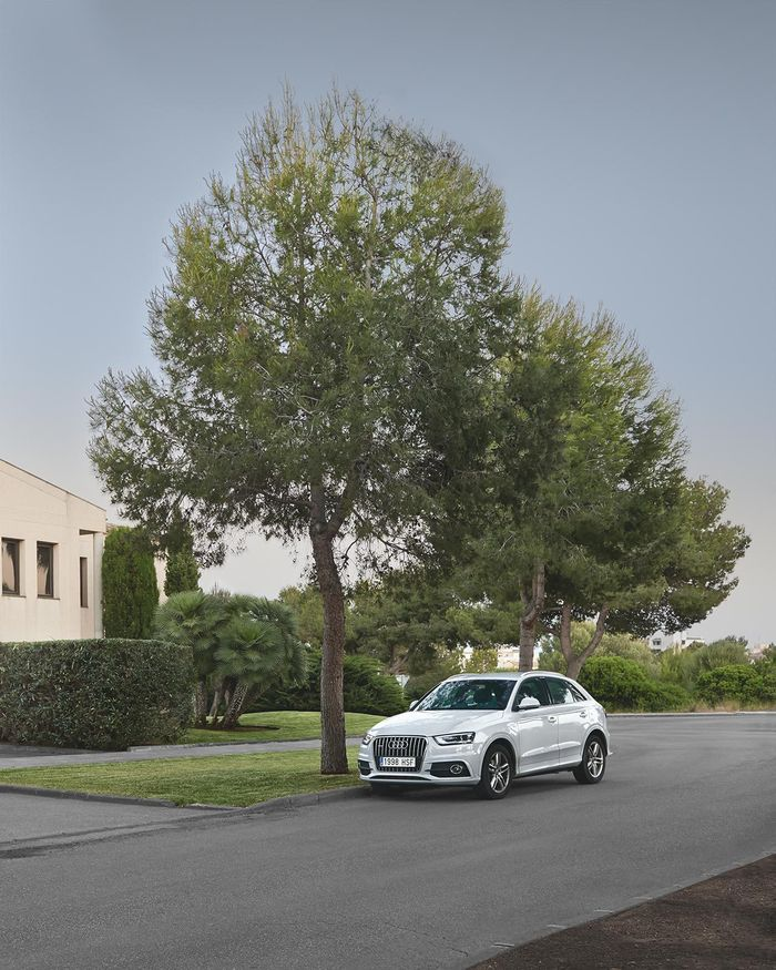 Audi Q3 - Janik Gensheimer