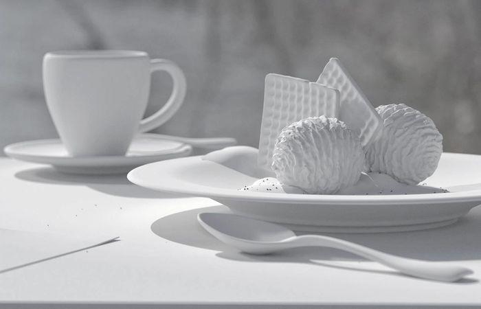CGI Ice-Cream clay render  •  RALF KUNSTMANN ILLUSTRIERT...