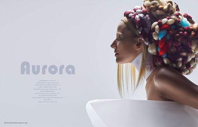 BIGOUDI Andreas Schönagel für Cocoon Magazine