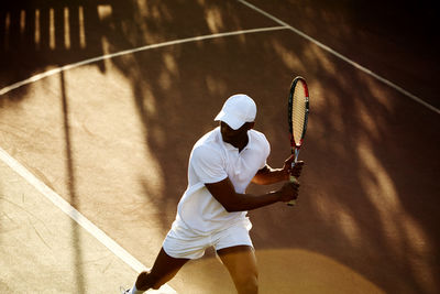 EMEIS DEUBEL, SPORTS, TENNIS, RICHARD JOHNSON