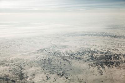 Aerialscapes II, #2 (Mongolia, 2013)