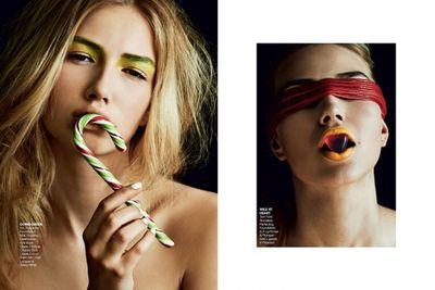 VIVA MODELS: Hannah for Tatler Magazine