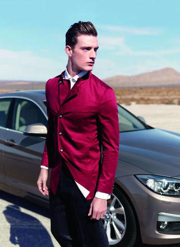 GLAMPR for BMW MAGAZINE - DRIVEN