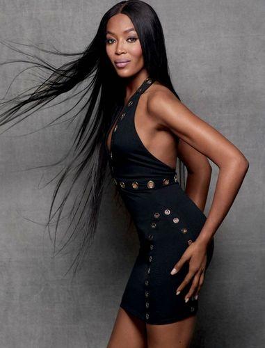 ISABEL SCHARENBERG CREATIVE MANAGEMENT: Naomi Campbell for GQ Germany