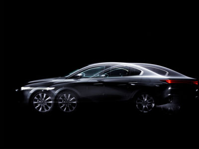 RANKIN  BRINGS THE ALL-NEW MAZDA 3 TO LIFE, WITH FEELING