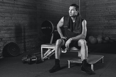 Wladimir Klitschko for Warsteiner