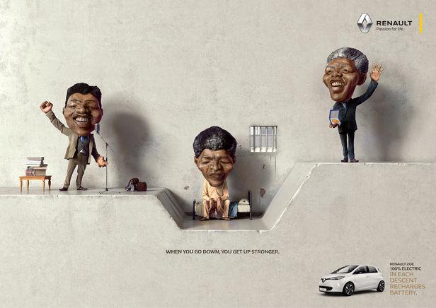 Renault Zoe by CARIOCA STUDIO c/o VISUALEYES ARTISTS for Publicis Colombia