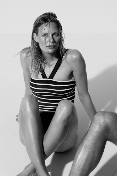 Benjamin Werner c/o TAKE Agency for the new Marc O'Polo SS19 Beachwear Campaign