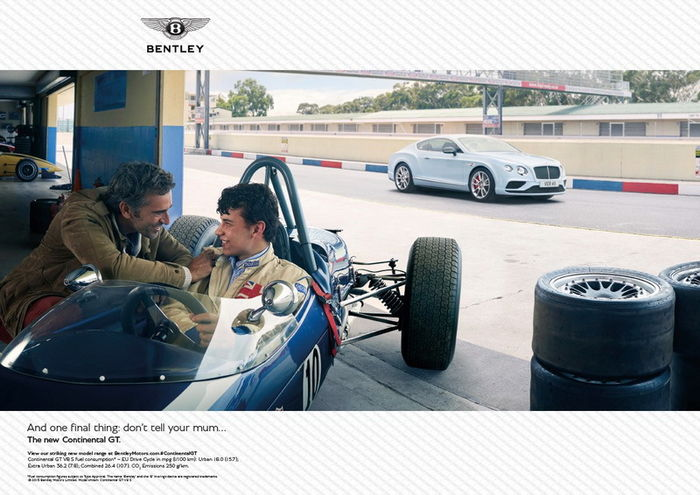 CAPE TOWN PRODUCTIONS for Bentley