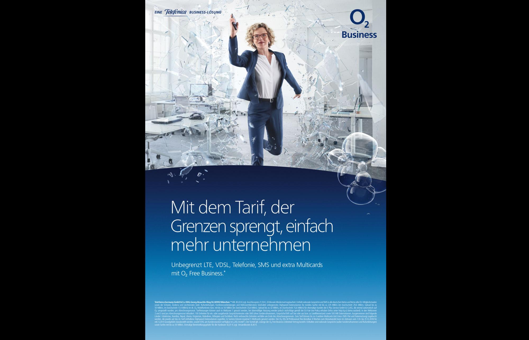 EMEIS DEUBEL: Holger Pooten for O2