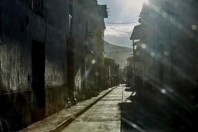 HILLE PHOTOGRAPHERS: Blasius Erlinger for Peruvian Connection