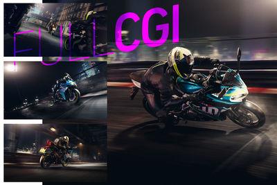 RECOM CGI / FILM : CF Moto Still-Visuals FULL-CGI