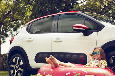 CITROËN C3 - Citroën offensive by SUSANNE STEMMER represented by CONTIART