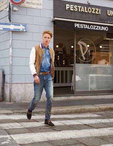 Grashopper AW17 Shoe Campaign by Stephan Glathe in Milan