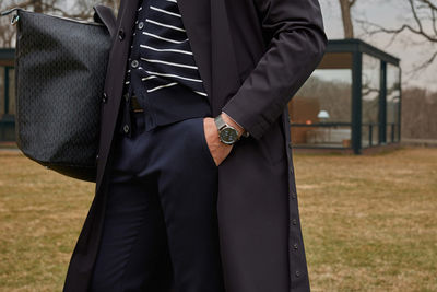Hugo Boss x Esquire by BEN LAMBERTY c/o KLAUS STIEGEMEYER