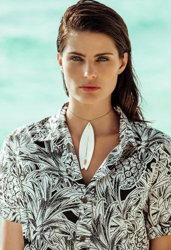 Isabeli Fontana for Agua de Coco - Maldivas Resort 2017 shot by Rodrigo Costa