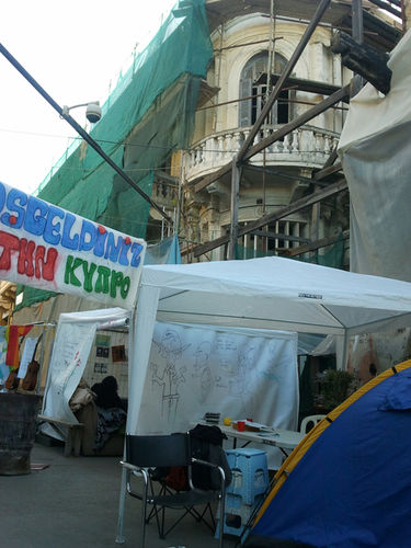 GOSEE : CYPRUS OCCUPY
